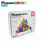 101 Piece Picasso Tiles Set