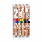 Two of a Kind Double Ended Colored Pencils