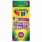 Crayola Colored Pencils, Set of 12