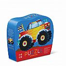 12 Piece Puzzle, Monster Truck