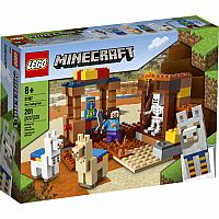 21167 The Trading Post - LEGO Minecraft