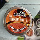Mini Thinking Putty - Jack o' Lantern