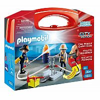 Playmobil 5651 Fire Rescue Carry Case