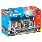 Playmobil 5689 Take Along Police Station
