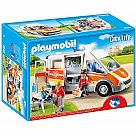Playmobil 6685 Ambulance with Lights and Sounds