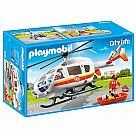 Playmobil 6686 Emergency Medical Helicopter