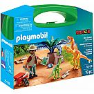 Playmobil 70108 Dino Explorer Carry Case