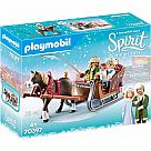Playmobil 70397 Spirit Winter Sleigh Ride