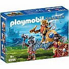 Playmobil 9344 Dwarf King with Guards
