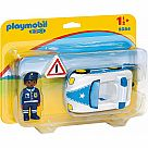 Playmobil 9384 1.2.3. Police Car