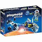 Playmobil 9490 Satellite Meteroid Laser