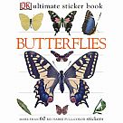 DK Ultimate Sticker Butterflies