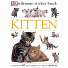 DK Ultimate Sticker Kitten