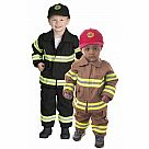 Jr. Fire Fighter Costume (Size 18 months)