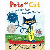 Pete the Cat # 3: Pete the Cat and His Four Groovy Buttons
