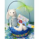 Baby Bunny Basket - Lop-Eared Love (for Babies)