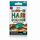 Comb-In Hair Color, Green