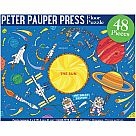 48 Piece Puzzle, The Solar System