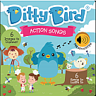 Ditty Bird Sound Book: Action Songs