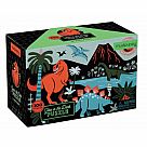 100 Piece Puzzle, Dinosaurs Glow in the Dark