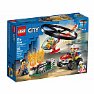 60248 City Fire Helicopter Response - LEGO City