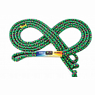 16-Foot Jump Rope, Confetti Green