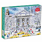 1000 Piece Puzzle, New York Public Library