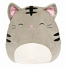 "16"" Squishmallow Tally Tabby Cat"