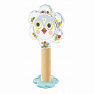 Baby Flower Rattle