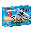 Playmobil Small Pirate Ship with Underwater Motor
