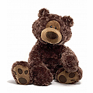 "18"" Philbin Teddy Bear Chocolate Brown"