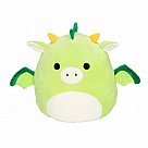"8"" Squishmallow, Dexter Green Dragon"