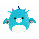 "16"" Squishmallow, Tatiana Teal Dragon"