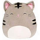 "20"" Squishmallow, Tally Tabby Cat"