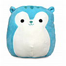 "16"" Squishmallow, Santiago Teal Squirrel"