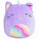 "20"" Squishmallow, Cienna Purple Caticorn"