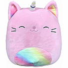 "20"" Squishmallow, Sabrina Pink Caticorn"