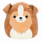 "16"" Squishmallow, Andres the Sheltie"