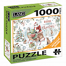 1000 Piece Puzzle, Magical Holiday