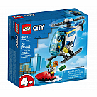 60275 Police Helicopter - LEGO City