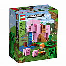 21170 The Pig House - LEGO Minecraft