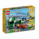31113 Race Car Transporter - LEGO Creator