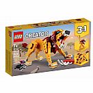 31112 Wild Lion 3 in 1 - LEGO Creator