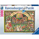 1000 Piece Puzzle, Merry Wives of Windsor