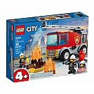 60280 Fire Ladder Truck - LEGO City (Ages 4+)