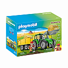 Playmobil 9317 Tractor with Trailer