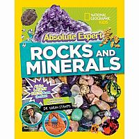 Absolute Expert: Rocks and Minerals