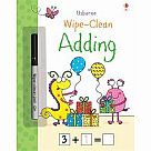 Adding Wipe-Clean Book