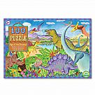100 Piece Puzzle, Age of the Dinosaur