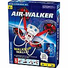 Air Walker - Wall-Walking Robot!